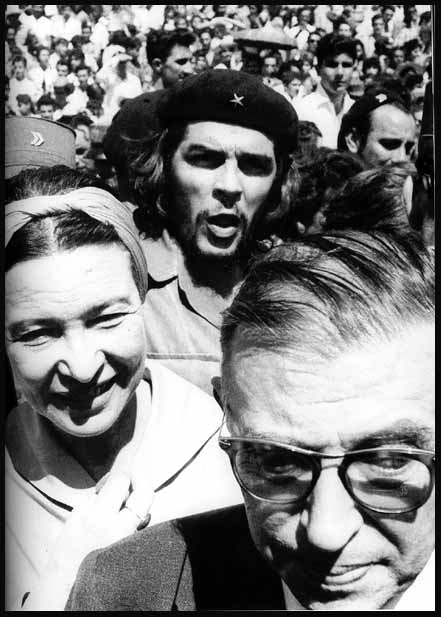 sartre-beauvoir-and-che-in-cuba